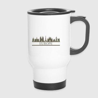 Skyline europa - Thermobecher