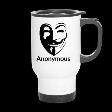 anonymous-png - Taza termo