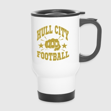 Hull City Fan - Travel Mug