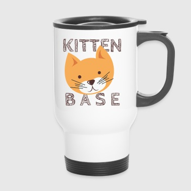 Kitten Gatos Base - Taza termo