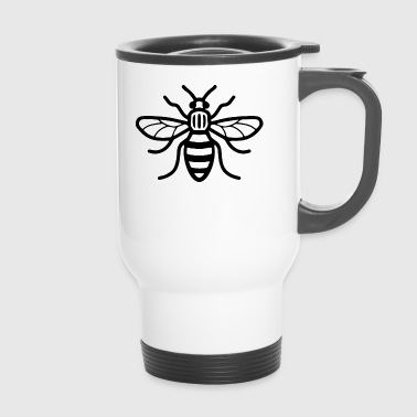 Manchester Bee - Travel Mug