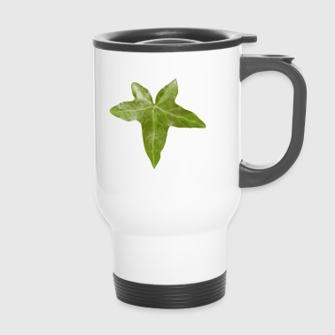 ivy leaf - Travel Mug