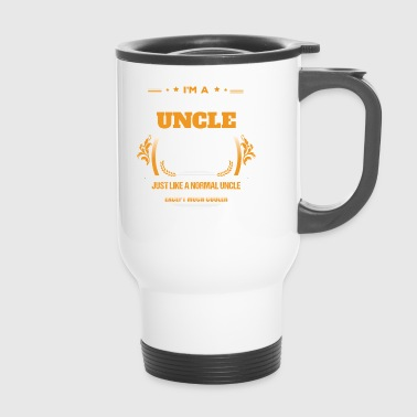 Darts Uncle Shirt Gift Idea - Travel Mug