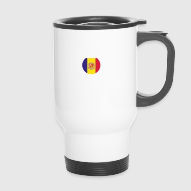I AM GENIUS CLEVER BRILLIANT ANDORRA - Travel Mug