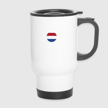 I AM GENIUS CLEVER BRILLIANT NETHERLANDS - Thermobecher