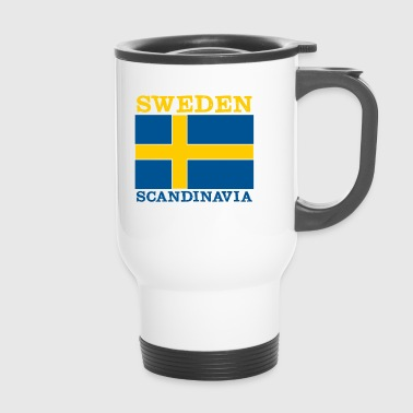 Sweden Scandinavia - Sweden - Travel Mug