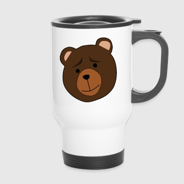 Bear Head Enfants Bébés - Mug thermos
