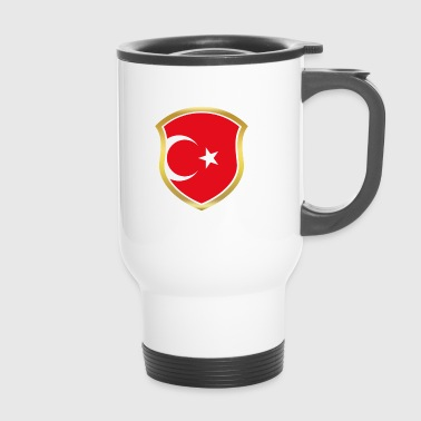 World Champion Champion 2018 wm team Turkey png - Travel Mug