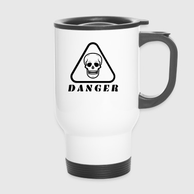 Danger - Thermobecher