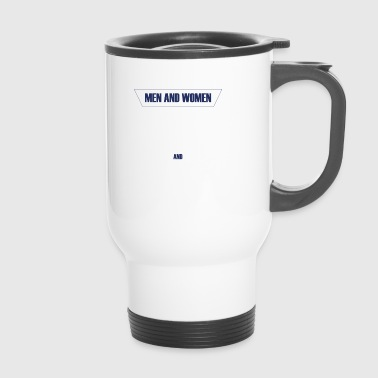 TO OUR MEN AND WOMEN IN UNIFORM - Travel Mug