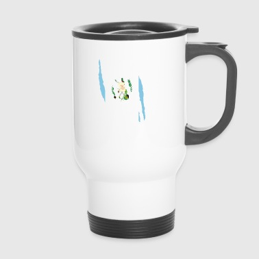 Griffe origine fissures griffe Guatemala png - Mug thermos
