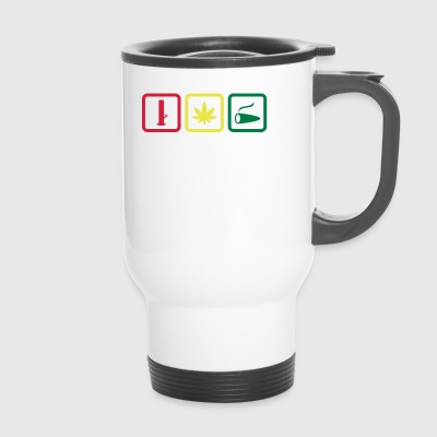 Bong chanvre commun - Mug thermos