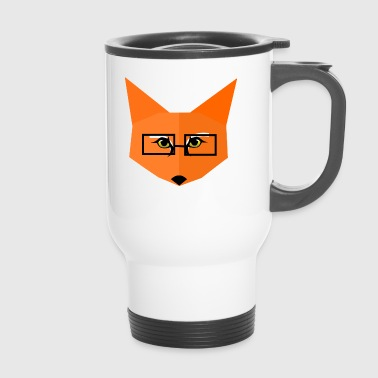 sly fox - Travel Mug