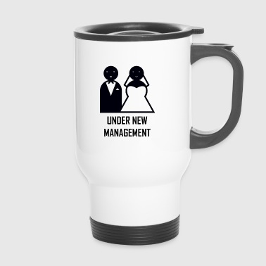New Husband. Under New Husband - Travel Mug