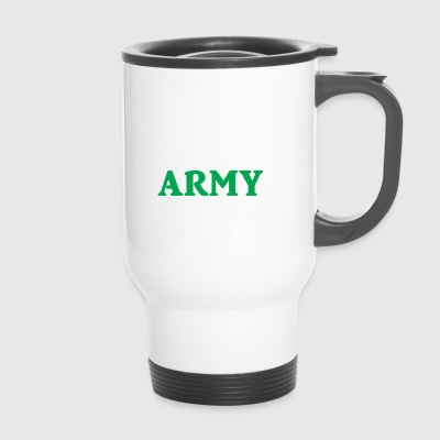 Army. *BEST SELLER* Color choices - Travel Mug