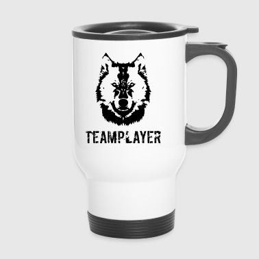 Teamplayer BLACK EDITION - Thermobecher