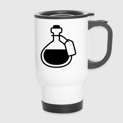 Test tube - Travel Mug