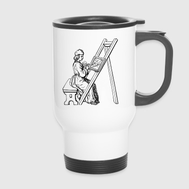 painter - Travel Mug
