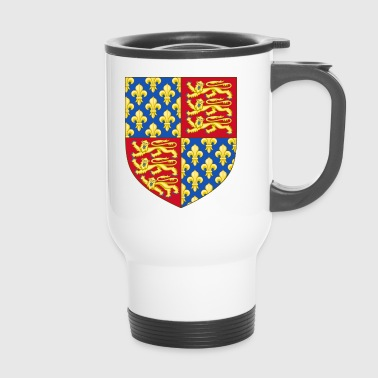 English coat of arms - Travel Mug