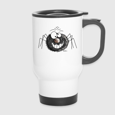 Funny spider - Travel Mug