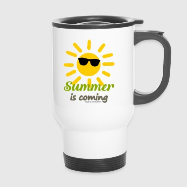 SummerIsComing - Travel Mug