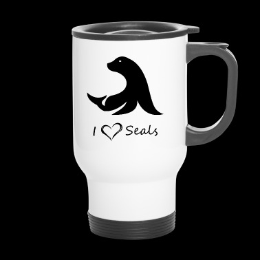 Love Seals - Thermobecher