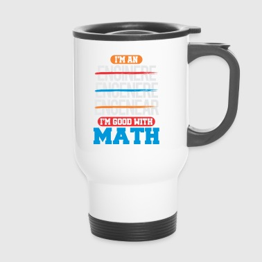 Mathe - Thermobecher