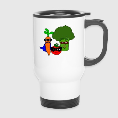 vegan_team - Mug thermos