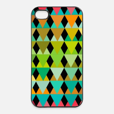 Helder Les triangles IV - iPhone 4/4s hard case