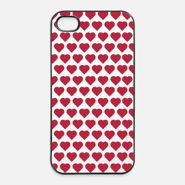 Online heart - iPhone 4 & 4s Case