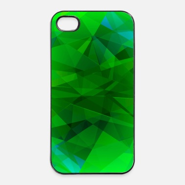 Coole Green ColorFlash  - iPhone 4/4s Hard Case