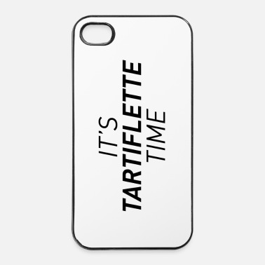 Tartiflette | T-shirt Design - Coque iPhone 4 & 4s