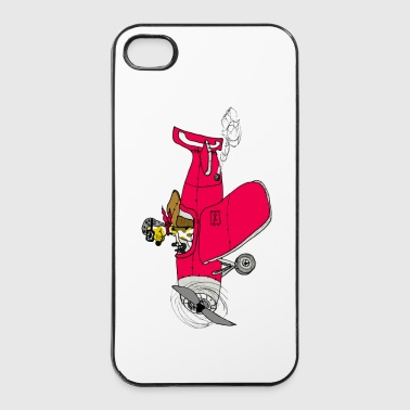 Pilote pilot - Coque rigide iPhone 4/4s