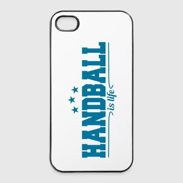 handball is life 4 - iPhone 4/4s hard case