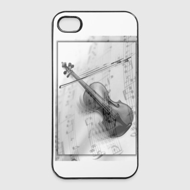 Violon - Coque rigide iPhone 4/4s