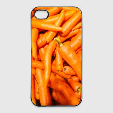 Möhren Karotten - carrots - iPhone 4/4s Hard Case
