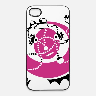 Tattoo Tattoo T-Shirt Design - iPhone 4/4s Hard Case