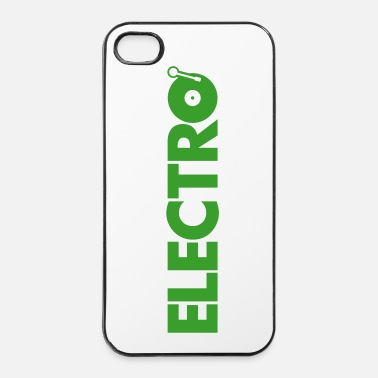 Électro Electro Music - Coque rigide iPhone 4/4s