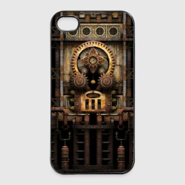 Infernal Steampunk Machine iPhone 4 / 4S hard case - iPhone 4/4s hard case