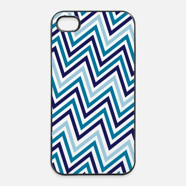 ZigZag 3C - iPhone 4/4s Hard Case