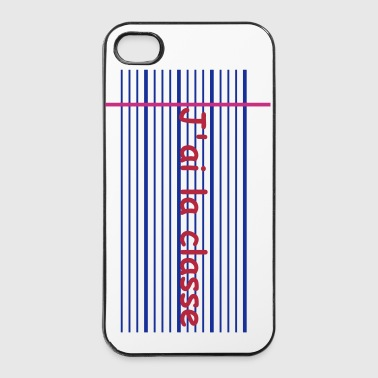 La Classe - Coque rigide iPhone 4/4s