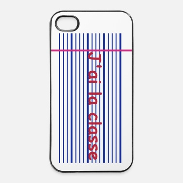 Classe La Classe - Coque rigide iPhone 4/4s
