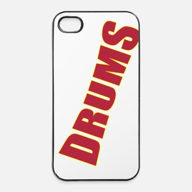 Jazz Drums - Coque rigide iPhone 4/4s