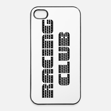 Course Automobile Racing - Coque rigide iPhone 4/4s