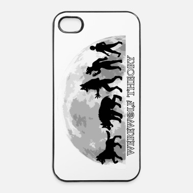 Change Werewolf Theory: The Change - iPhone 4 & 4s Case