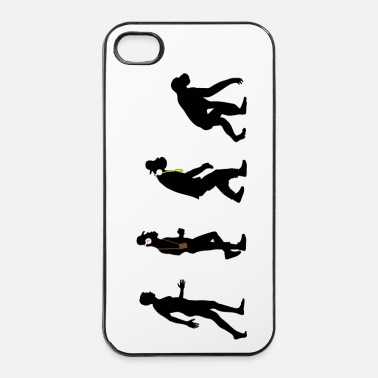 Fin regression - Coque rigide iPhone 4/4s