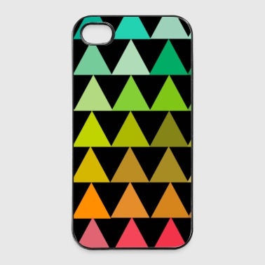Les triangles - Carcasa iPhone 4/4s