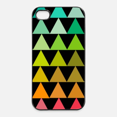 Helder Les triangles - iPhone 4/4s hard case