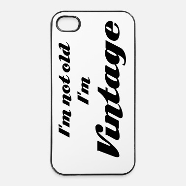 Vintage Vintage - Coque rigide iPhone 4/4s