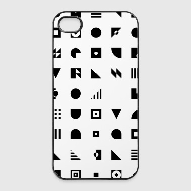 Geometrie  - iPhone 4/4s Hard Case
